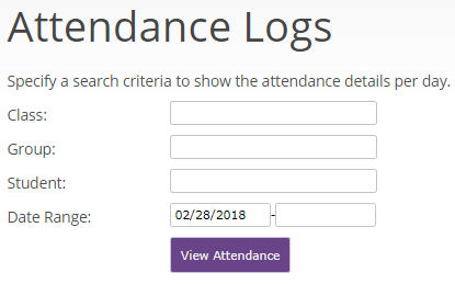 accuclass manual attendance engineerica documentation